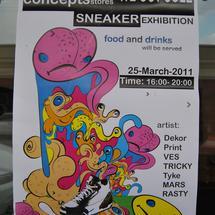 Thumbnail for 2011-03   Got Sole: Sneaker Exhibition @ Munks Concepts Store, Johannesburg