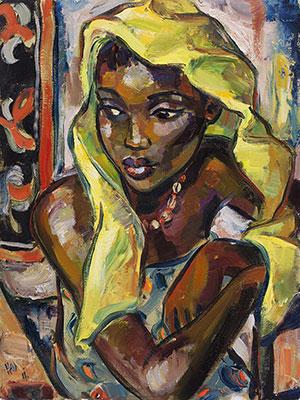 Hennie Niemann Jnr: The Mozambican shopkeeper - Vilanculos, Mozambique
