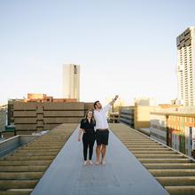 Thumbnail for Engagement shoot//Rynette+Francois