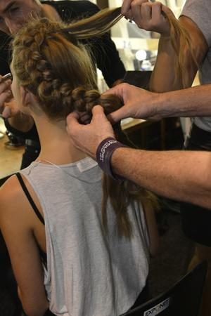 Thumbnail for MBFWA 2012 Blesse'd Are The Meek- Hair by Todd Arndt for Pureology