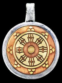 MT11 Dharma Wheel