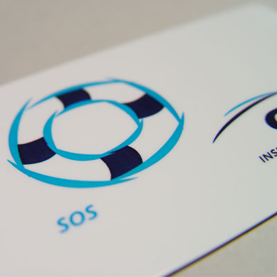 thumbnail for sos card