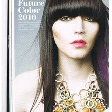 Thumbnail for Instyle Magazine May/June 2010 - Future Color Competition
