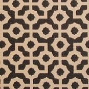Mosaic col. Black/Sand
