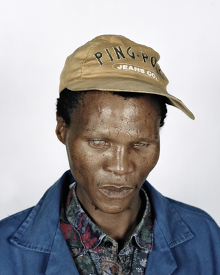 Lawrence Phutiyagae, De Doorns, 2005