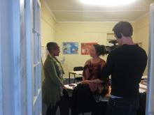 Lisa Chait interviews Elizabeth