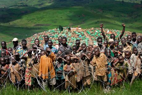 thumbnail for Tche Refugee Camp in the Ituri region, DR Congo.