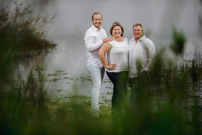 George Family Photo Shoot - Burmester Family