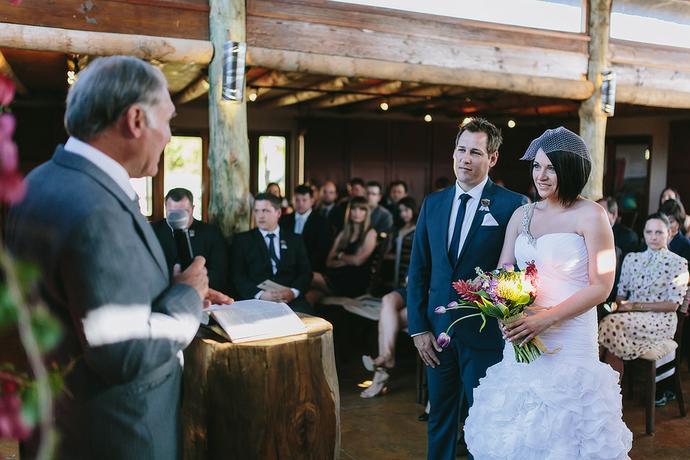 Garden Route Game Lodge Wedding
