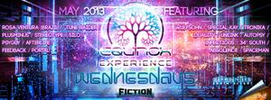 Go to: EQUINOX Experience Wednesdays page