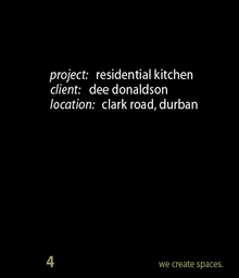 Thumbnail for clark road - kitchen