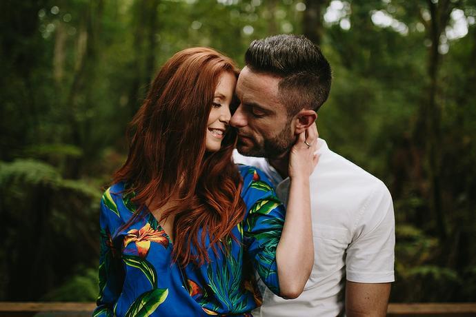 Garden of Eden Portraits - Bryan & Kimberley
