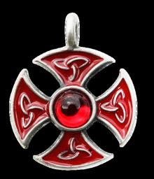 KT15 Consecration Cross