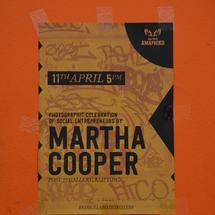 Thumbnail for 2014-04 | Martha Cooper: Redbull Amaphiko @ Post 77 Gallery, Johannesburg