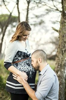 Thumbnail for Maternity shoot for Christelle & Riaan