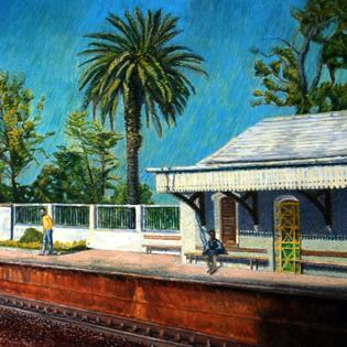 thumbnail for Kenilworth Station - Abdal Basir Ojembarrena