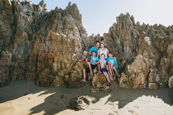 Garden Route Family Portraits - Autumn Sessions