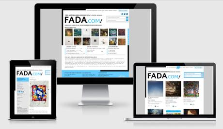 thumbnail for Fada website 2013-2017