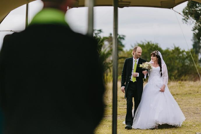 Herolds Bay Wedding - Gareth & Tonita