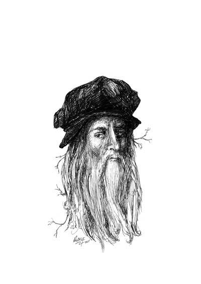 Leonardo da Vinci - Artist