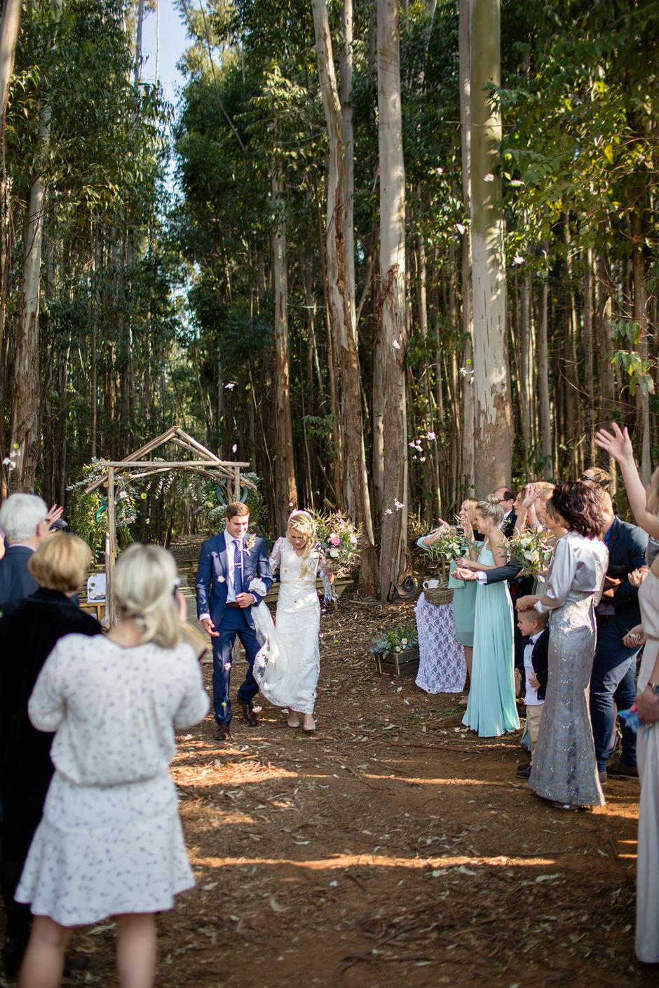 The Silver Sixpence Was Venue Of Choice For Retief Burger To Marry His Sweetheart Isabel Bella On Weekend 10th May 2014