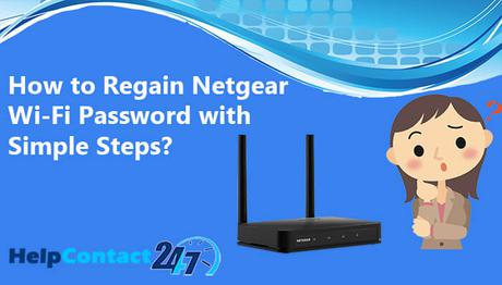 How to Recover my Netgear Router Password
