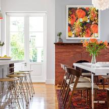 thumbnail for Open-plan kitchen and dining area