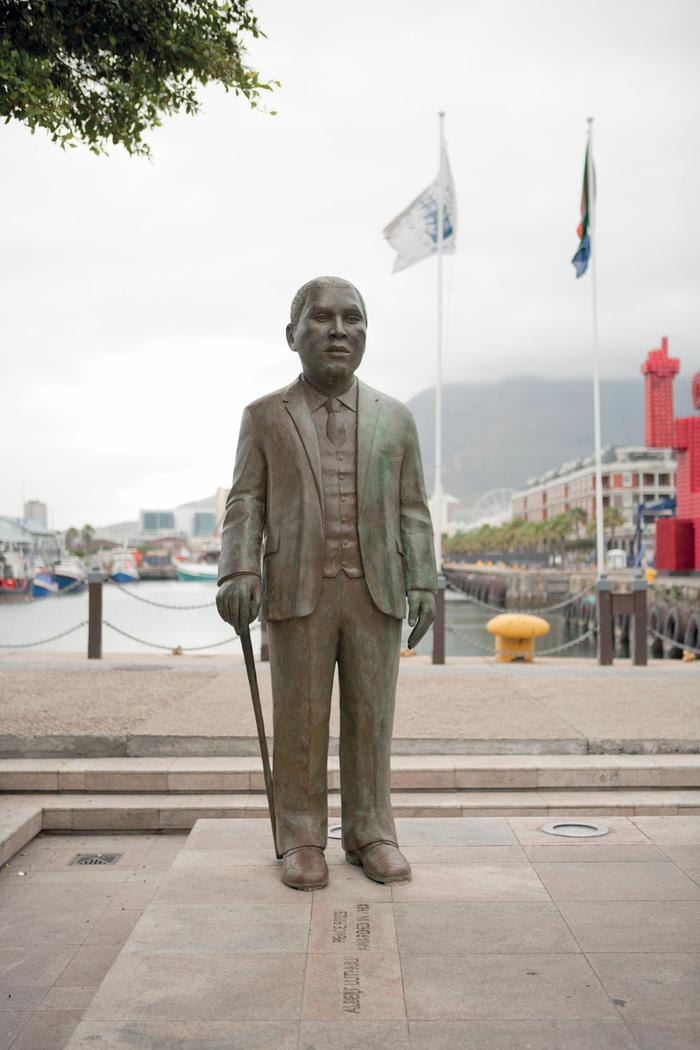 South Africa's Nobel Peace Prize Laureates - Albert Luthuli