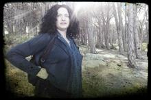 Lisa in the Glen Forest, Camps Bay during the shoot. This story touches deep into ones heart