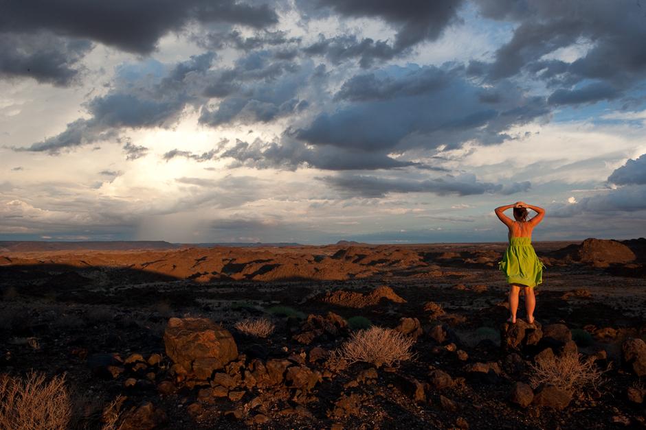 Kalahari thunderstorm