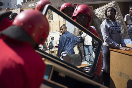 thumbnail for Hillbrow, South Africa, 2015