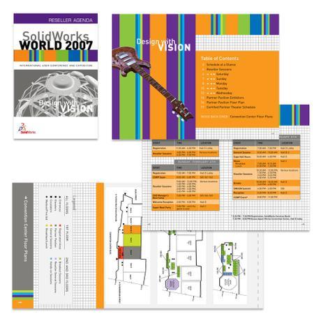 thumbnail for SWW pocket agenda/brochure