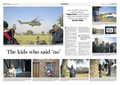 The Times (SA) - 10inTen June 16, Soweto Uprising, 40th Anniversary