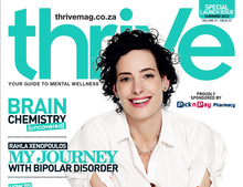 Thrive - Jen Goy's quarterly magazine