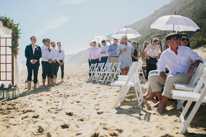 Knysna Beach Wedding - Dean & Liandi