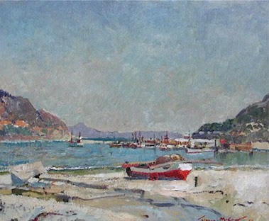 Hout Bay Harbour - SOLD