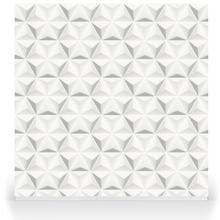 Hexagons - White
