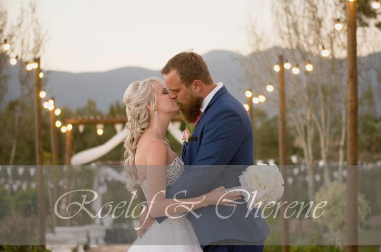 Thumbnail for Roelof & Cherene's Wedding