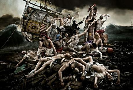 Gèrhard Rancinan - The Raft of Illusions