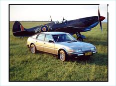 Spitfire (and Rover)- Transvaal, 1983