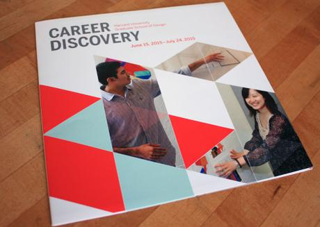 thumbnail for Career Discovery program 2015— Broadside booklet fold brochure/poster.
