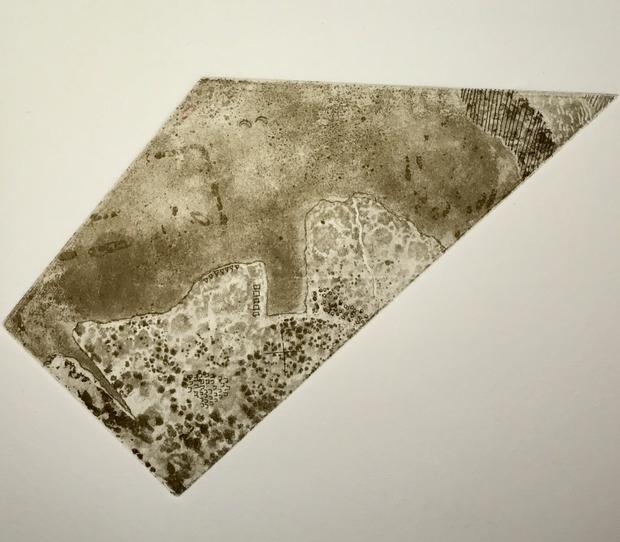 Liminal Land VI