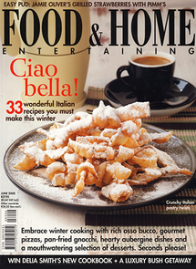 Thumbnail for Food & Home - Jun 2008