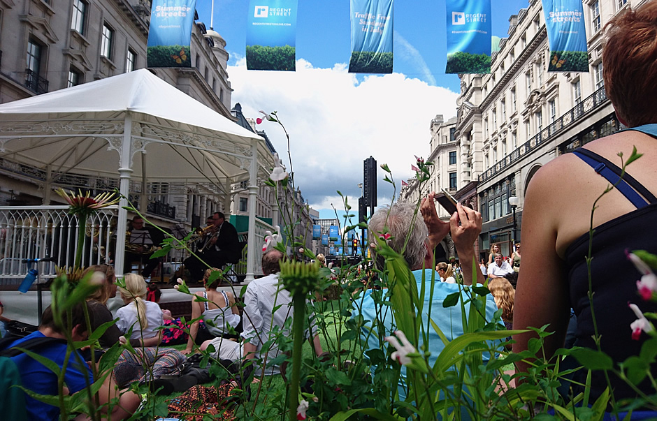 Summer Streets 2016 - Regent Street