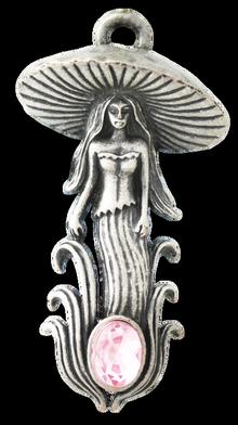 <b>GW02 Mushroom Fairy - Transformation & Illumination</b>