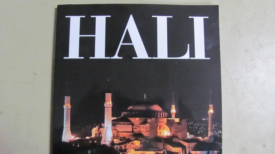 HALI  Magazine ( London ) • £6 / US$8 each