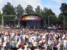 Main stage at Brighton Pride 2014