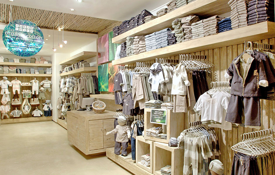 Earth Child Clothing Store