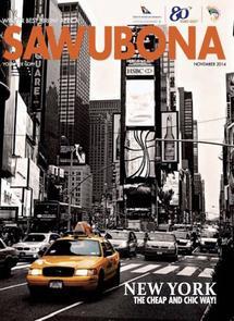 Thumbnail for SAWUBONA - NOV 2014