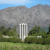 French Huguenot Monument Franchhoek